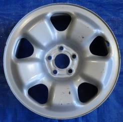 """Steel Wheels. 7.0x17"""", 5x112.00, ET50, ЦО 66,4мм."""