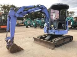 Hitachi EX30. , 3х тонный экскаватор, робот, резина.