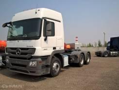 Mercedes-Benz Actros. Седельный тягач Mercedes - Benz Actros 3 2641 LS