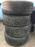 Dunlop Ice Touch. Зимние, шипованные, 2011 год, 30%, 4 шт