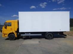 КамАЗ 4308. Фургон изотермический из сэндвич панелей на шасси Камаз 4308-6063-69, 5 760куб. см., 5 000кг., 4x2