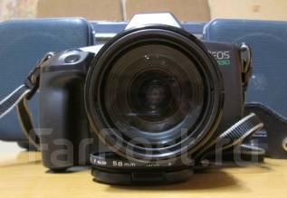 Canon EOS. Менее 4-х Мп, зум: без зума