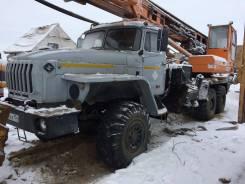 Урал 4320. Продается Бурильная установка на базе автомобиля , 10 000куб. см., 3 000кг.