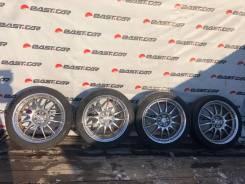"""Комплект крутых колёс work vsx r18 5x100 Celica, prius, subaru. 7.5x18"""" 5x100.00 ET52"""