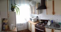 2-комнатная, улица Сахалинская 33. Тихая, частное лицо, 48кв.м. Кухня