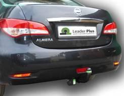Фаркопы. Nissan Almera, G15 Двигатель K4M