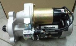 Doosan DX225 LC. Стартер Doosan 225