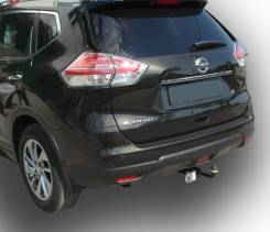 Фаркопы. Nissan X-Trail, HNT32, HT32, NT32, T32 Двигатели: MR20DD, QR25DE, R9M