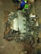Двигатель в сборе. Toyota Carina, AT212 Двигатель 5AFE
