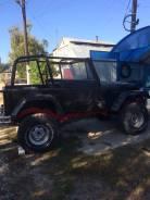 Jeep Wrangler, 1993