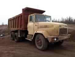Краз. Самосвал КРАЗ, 14 000куб. см., 20 000кг., 6x4