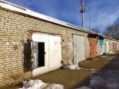 Гаражи капитальные. улица Хасановская 15, р-н 66 квартрал, 70кв.м., электричество, подвал.