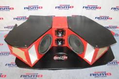 Музыкальная система в багажник Skyline R34