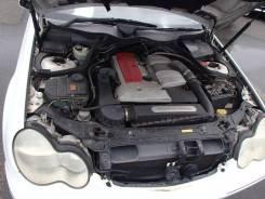 Патрубок радиатора. Mercedes-Benz C-Class, W203 Двигатели: M111E18, M111E20, M111E20EVO, M111E20ML, M111E20MLEVO, M111E22, M111E23, M111E23ML, M111E23...