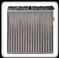 Радиатор охлаждения двигателя. Fiat Punto Лада: 2110, Гранта, Калина, 4x4 2121 Нива, 2104, 1111 Ока, 2113, Приора, 2108 Kia Venga Chevrolet Aveo Chevr...
