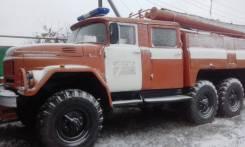 ЗИЛ 131. Зил 131 ац 40 пожарный, 6 000куб. см., 3 000кг., 6x6
