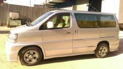 Nissan Elgrand. автомат, 4wd, 3.3 (170л.с.), бензин, 143тыс. км