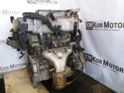 Двигатель 2,7 л Хёндэ Санта Фе. G6BA