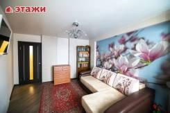 2-комнатная, улица Сельская 10. Баляева, проверенное агентство, 50кв.м. Интерьер