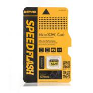 MicroSDHC. 64Гб