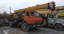 Углич КС-3577-3. Продается автокран на базе Камаз