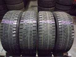 Pirelli Ice Asimmetrico. Зимние, без шипов, 2017 год, 10%, 4 шт