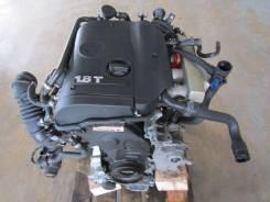 Двигатель контрактный AUDI A4 B6 B7 VW Skoda 1.8 T Turbo  BFB