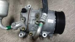 Компрессор кондиционера. Toyota Estima, ACR30, ACR30W, ACR40, ACR40W Двигатель 2AZFE