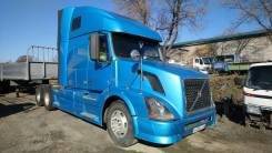 Volvo VNL 670. Седельный тягач Volvo VNL64T670- АКПП, 13 000куб. см., 30 000кг., 6x4