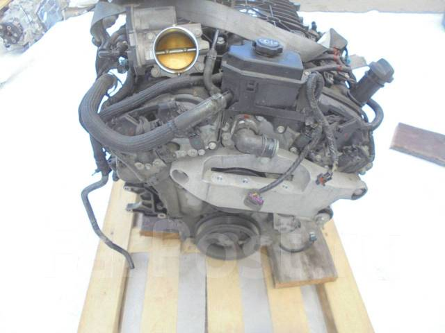 Двигатель LF1 Cadillac CTS SRX 3.0