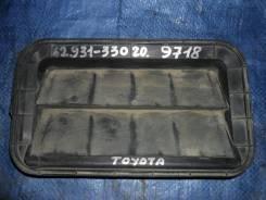 Клапан вентиляции багажника Toyota Prius, левый