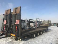 Тралл (низкорамный) г/п 40 тонн подвеска -Пневмо !