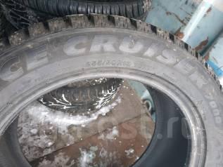 Bridgestone Ice Cruiser 7000. Зимние, без шипов, 2016 год, без износа, 1 шт