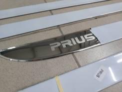 Накладка на боковую дверь. Toyota Prius, ZVW30, ZVW30L
