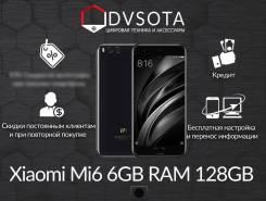 Xiaomi Mi6. Б/у, 128 Гб, Черный, 4G LTE, Dual-SIM, Защищенный