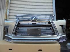 Бампер Передний Перед Lexus LX570 LX450D 2016+ 52119-6B969 52119-6B973