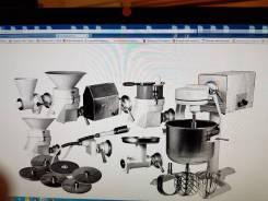 Продам новую Универсальную кухонную машину УКМ-ПК