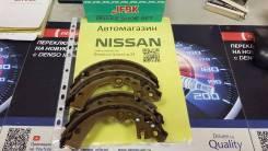Колодки тормозные задние на Nissan 44060-AX025/AY360-NS089 JFBK 44060-AX025, AY360-NS089, 44060-AX026