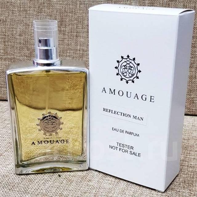 тестер Amouage Reflection Man парфюмерия во владивостоке