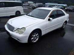Тросик ручного тормоза. Mercedes-Benz C-Class, W203
