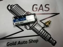 Датчик температуры охлаждающей жидкости, воздуха. Hyundai: Gold, H1, Galloper, Starex, H100, Terracan Двигатели: D4BF, D4BH