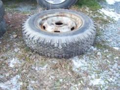 """Одно колесо, зимняя шина 6.45 4PR R-13 с диском 4х114.3. x4"""" 4x114.30 ЦО 65,0мм."""