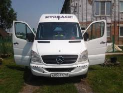 Mercedes-Benz Sprinter. Mercedes Benz Sprinter 2009, 17 мест