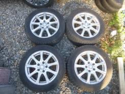Зимние колеса Bridgestone 205/55R16 5х114,3 6,5J ET40