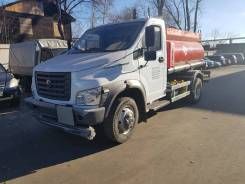 АТЗ. Автоцистерна топливозаправщик ГАЗон Next (4х2), 4 400куб. см., 5 300кг., 4x2