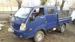 Kia Bongo III. Продается микрогрузовик KIA Bongo III, 2 900куб. см., 800кг., 4x4