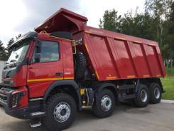 Volvo. Самосвал FMX 8x4 с кузовом 25 куб. м., 12 777куб. см., 33 500кг., 8x4