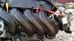 Двигатель в сборе. Toyota Vios Двигатель 1NZFE