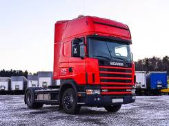 Scania R420. Седельный тягач 2004 г/в Швеция, 11 700куб. см., 4x2