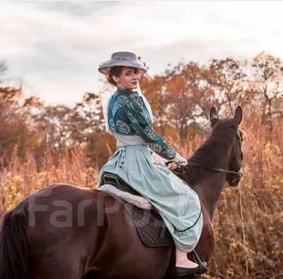Прогулки на лошадях. Тренировки. Конные прогулки. Фотосессии. От 500р